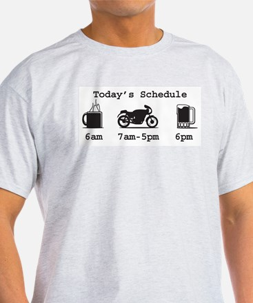 Coffee, 2 Wheels, and Beer T-Shirt