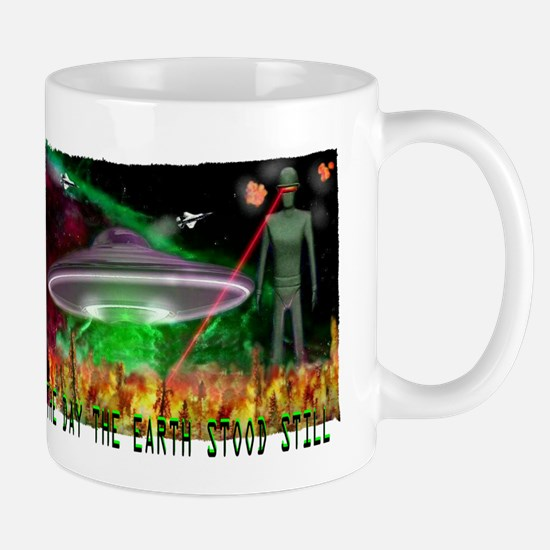 the day the earth stood still Mug