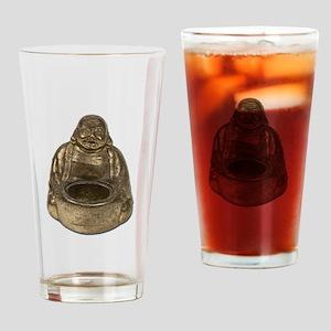 Brass Buddha Drinking Glass