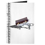 Briefcase on Gurney Journal