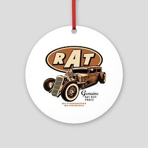 RAT - Spike Ornament (Round)