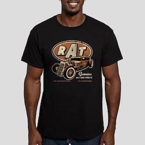 RAT - Spike Men's Fitted T-Shirt (dark)