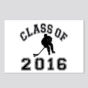 Class Of 2016 Hockey Postcards (Package of 8)