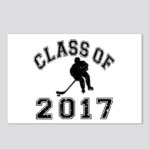 Class Of 2017 Hockey Postcards (Package of 8)