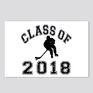 Class Of 2018 Hockey Postcards (Package of 8)