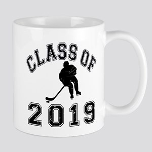 Class Of 2019 Hockey Mug