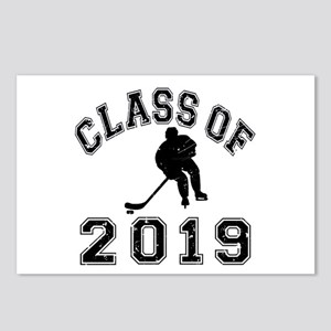 Class Of 2019 Hockey Postcards (Package of 8)
