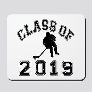 Class Of 2019 Hockey Mousepad