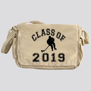 Class Of 2019 Hockey Messenger Bag