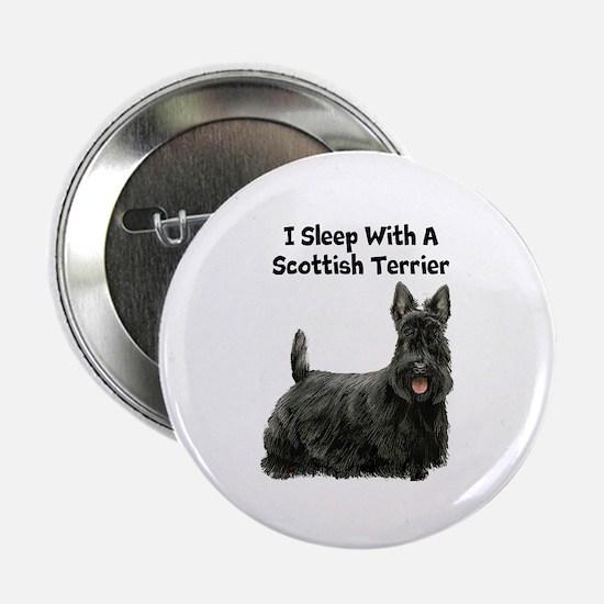 """Scottish Terrier 2.25"""" Button"""