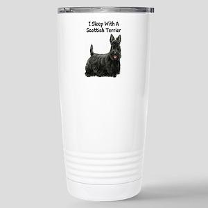 Scottish Terrier Stainless Steel Travel Mug
