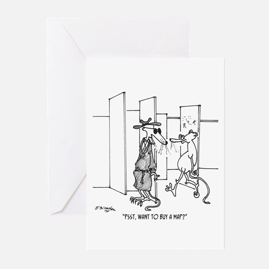 Want to Buy A Map? Greeting Cards (Pk of 20)