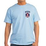 10th Mountain Light T-Shirt