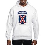 10th Mountain Hooded Sweatshirt