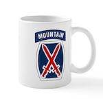 10th Mountain Mug