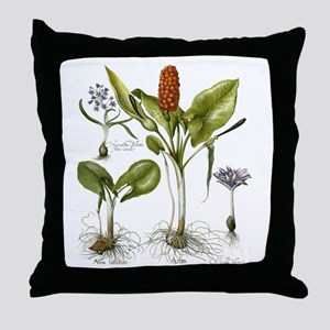 Arium Print Throw Pillow