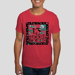 13 STEEL BONES DESIGN 3013 Dark T-Shirt