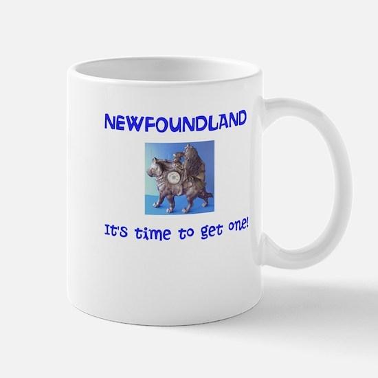 It's Time! Mug