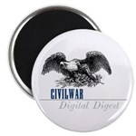 Magnet With Eagle Graphic Magnets