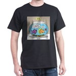 Fishbowl Rebellion Dark T-Shirt