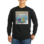 Fishbowl Rebellion Long Sleeve Dark T-Shirt