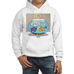 Fishbowl Rebellion Hooded Sweatshirt