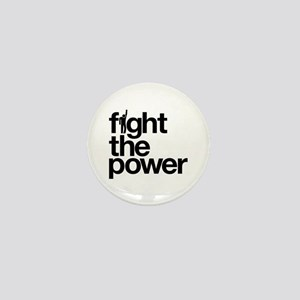 Fight the Power Mini Button
