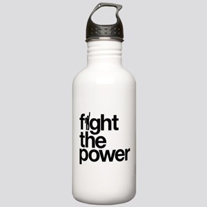 Fight the Power Stainless Water Bottle 1.0L