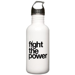 Fight the Power Water Bottle