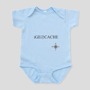 iGEOCACHE Infant Bodysuit