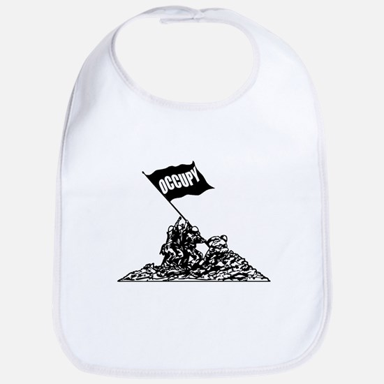 Iwo Jima Occupy Bib