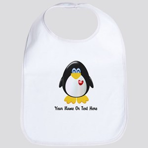 Customizable Penguin Bib