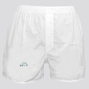Fiat 500 Topolino Boxer Shorts
