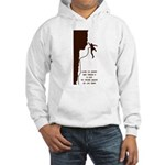 Lot to Think About Hooded Sweatshirt