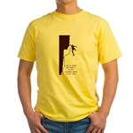 Lot to Think About Yellow T-Shirt