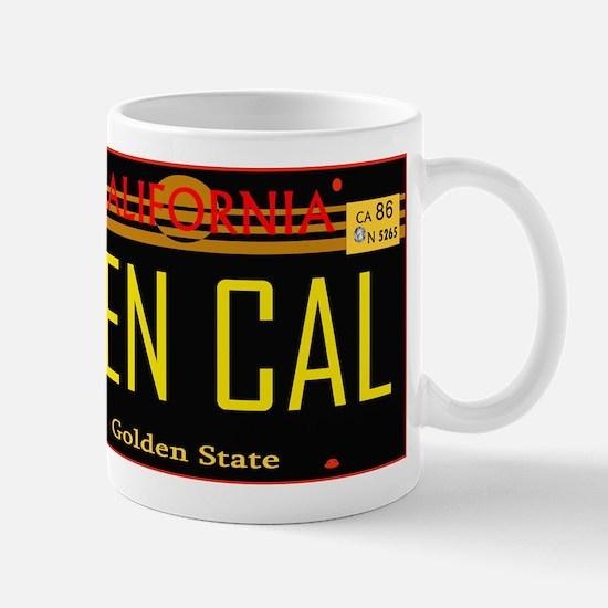 Cen Cal -- T-Shirt Mug
