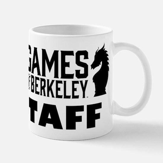 Staff Black Mugs