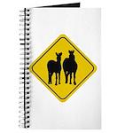 Zebra Crossing Sign Journal
