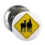 Zebra Crossing Sign Button