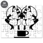 2 girls 1 cup Puzzle