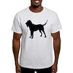 Bloodhound Silhouette Light T-Shirt