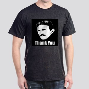 The Thank You Series Tesla Dark T-Shirt