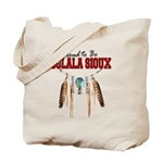 Proud to be Oglala Sioux Tote Bag