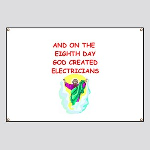 electricians Banner