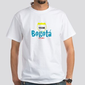 BOGTRAFM0606 White T-Shirt