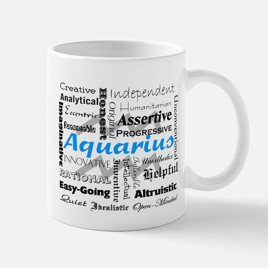 Aquarius Travel Mugs