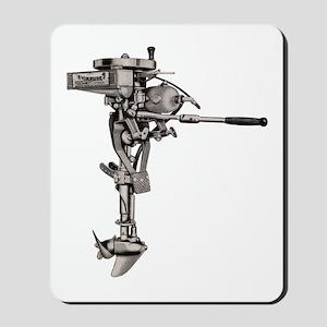 Evinrude Outboard Motor Mousepad