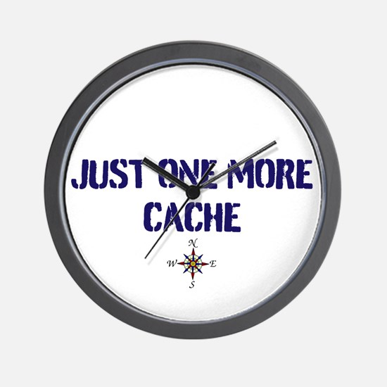 Just One More Cache Wall Clock