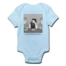 Mendel Infant Bodysuit