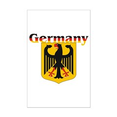 Germany / German Crest Posters